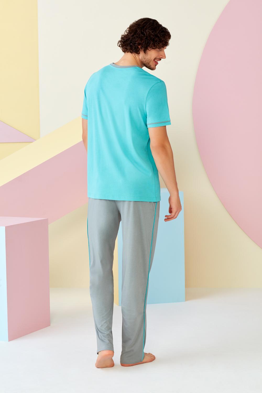 4504 - Üst & Pantolon Takım